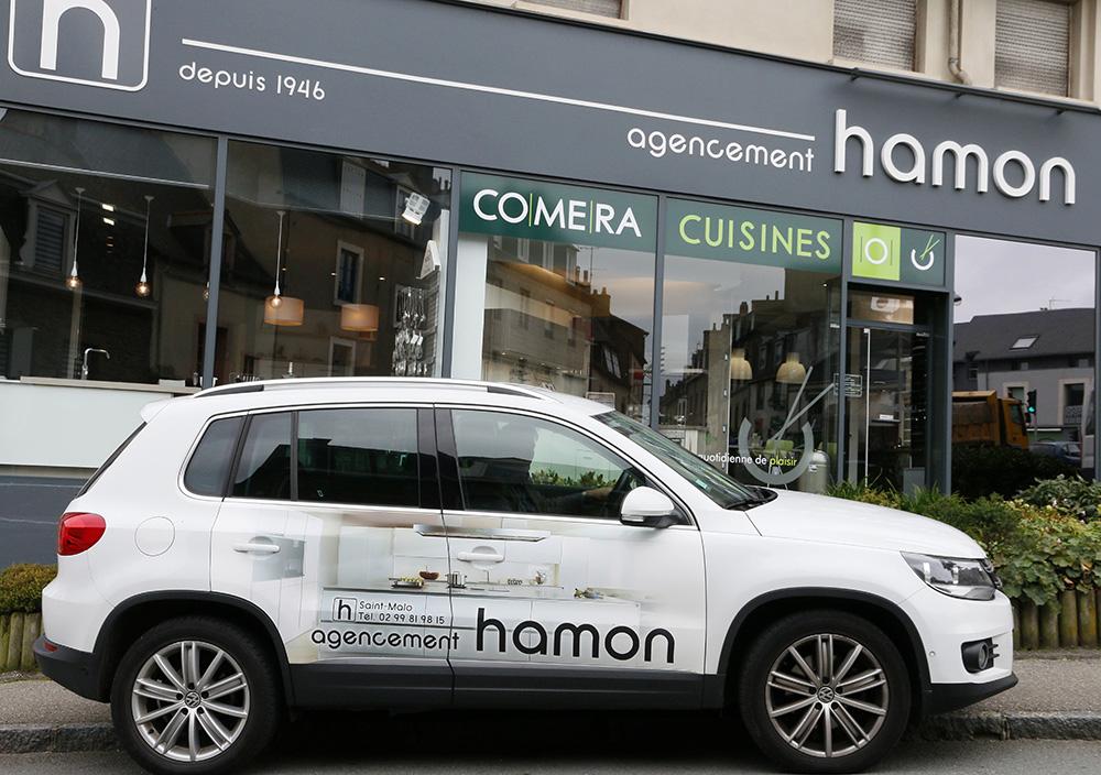 Historique des Cuisines Hamon à Saint-Malo